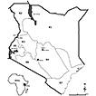 Vascular flora of Kenya, based on the ...