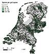 The FLORIVON flora survey in the Netherlands ...