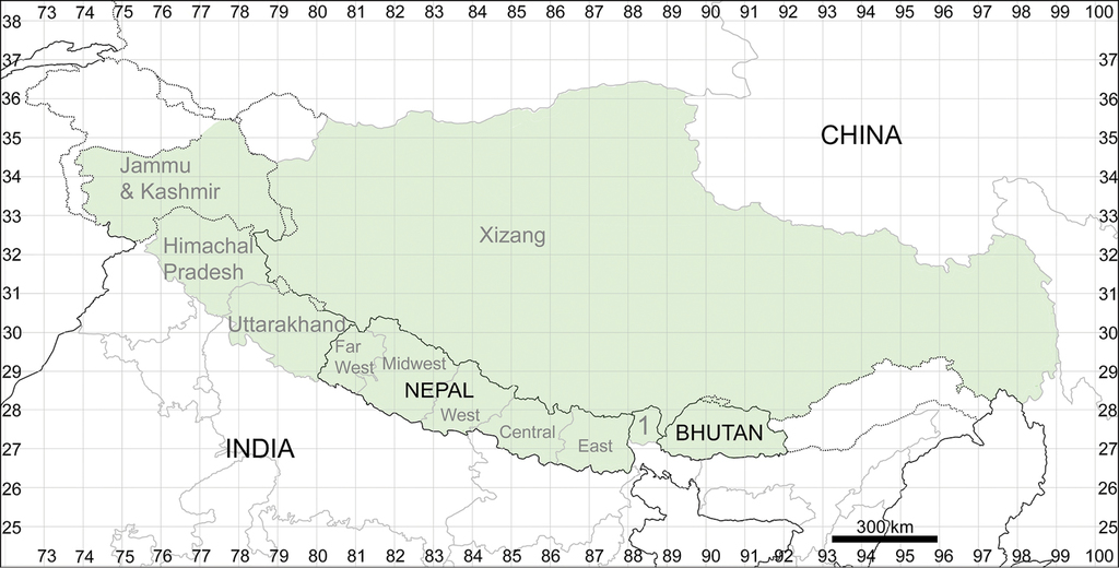 Taxonomic revision of Chenopodiaceae in Himalaya and Tibet