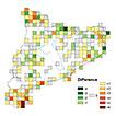 Dataset of herbarium specimens of threatened vascular plants in Catalonia